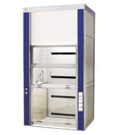 Вытяжной шкаф напольный для перегонки, органического синтеза и других целей