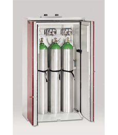Шкафы для хранения газовых баллонов (ШББ)