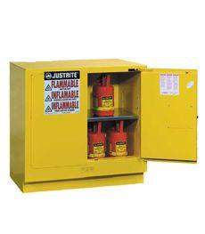 тумбы OSHA для хранения специализированных химических реагентов или отходов производства JUSTRITE (США)