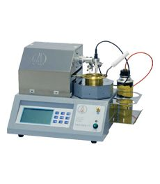 Аппарат для определения температуры вспышки в открытом тигле ЛОИП ТВО-ЛАБ-11