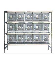 Системы клеток для кроликов 3W
