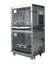 Многоуровневые клетки для собак 3W GL
