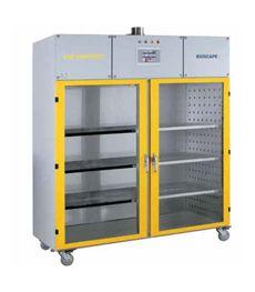 UNI-PROTECT - шкафы с пониженным⁄избыточным давлением BIOSCAPE