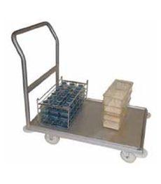 Тележки для транспортировки и автоклавирования BIOSCAPE