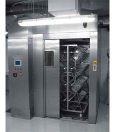 Моечная машина для мойки стеллажей с клетками WWA-TKR