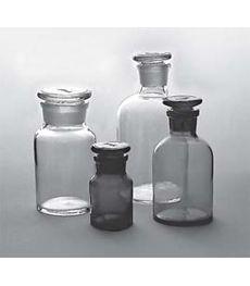 Склянки для реактивов с притертой пробкой