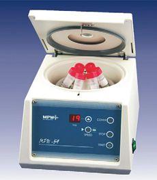Лабораторная центрифуга MPW-54